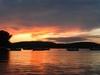 Sunset In  Chalkidiki  Greece