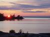 Sunset Over Geaorgian Bay