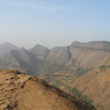 Sunset Point Overlook - Matheran - Maharashtra - India