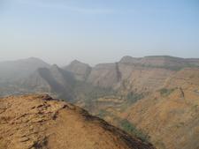 Sunset Point Overlook - Matheran - Maharashtra - India