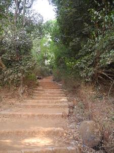 Sunset Point Step Trail - Matheran - Maharashtra - India