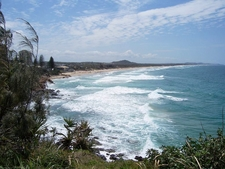 View Of Sunshine Beach