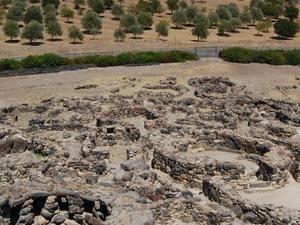 Agua Nuraxi di Barumini