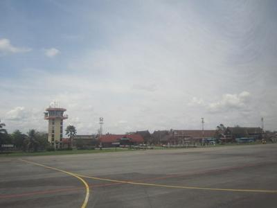 Supadio Airport