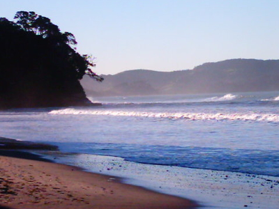Surf At Red Beach