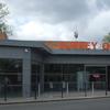 Surrey Quays Railway Station Entrance