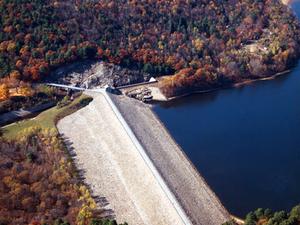 Surry Mountain Lake