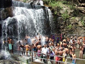 Suruli Falls Theni
