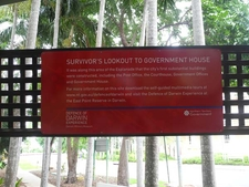 Survivors Lookout To Government House