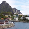 Svolvær In Lofoten - Norway