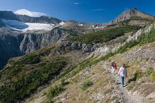 Swiftcurrent Glacier Montana USA