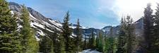 Swiftcurrent Pass Trail - Glacier - Montana - USA