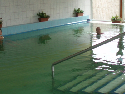 Swimmingpool And Thermal Bath Of Mohács - Hungary