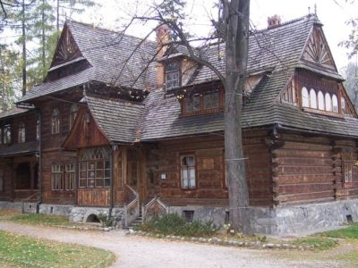 S.Witkiewicz Museum Of TheZakopiański Style Of Architecture