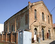 Synagogue-Hajdúböszörmény