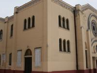 Sinagoga en la calle Kápolnás