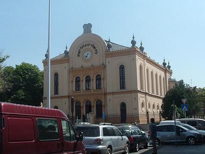 Synagogue Pécs
