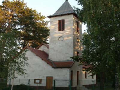 Szent Anna Roman Catholic Chapel-Siófok