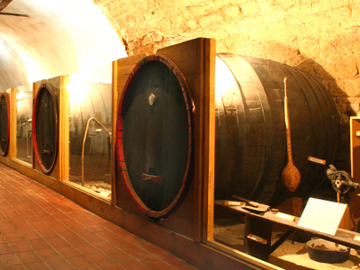 Szent Antal Winecultural Exhibition, Tapolca