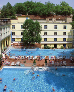 Szent Lukács Thermal Bath - Budapest - Hungary