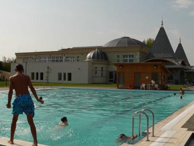 Szigetvári Spa - Hungary