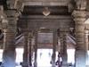 Pillars Inside The Basadi