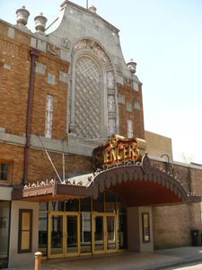 Saenger Theatre Mobile