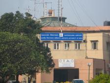 Safdarjung Airport Closeup