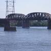 Saint Laurent Railway Bridge