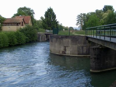 Canal De Huningue