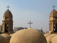 San Marcos Iglesia Ortodoxa Copta