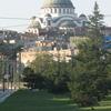 Saint Sava Temple Southern View