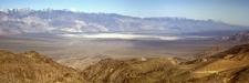 Panorama Of Saline Valley