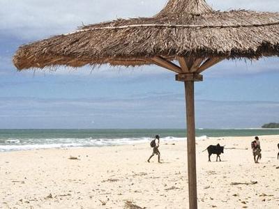 Sambava    Beach