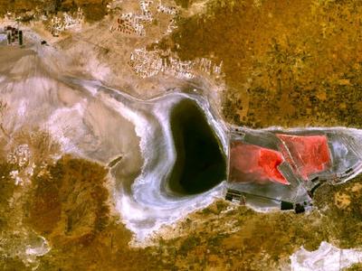 Sambhar Salt Lake
