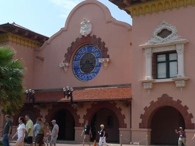 San Antonio Station