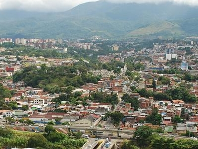 San Cristobal Panorama