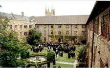 Quadrangle Of Sancta Sophia College