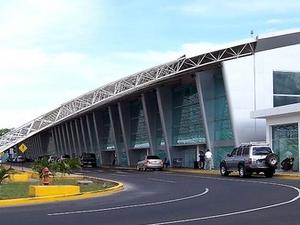 Augusto C. Sandino Aeroporto Internacional