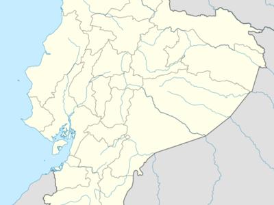 San Gabriel Is Located In Ecuador
