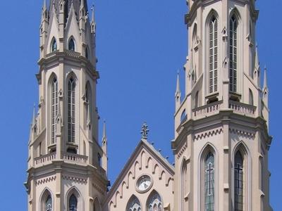 Sao Joao Batista Cathedral