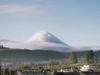 The Volcano As Seen From Quetzaltenango
