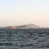 View Of Santiago Island