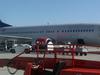 Boeing 737-400 Of Scandinavian Airlines