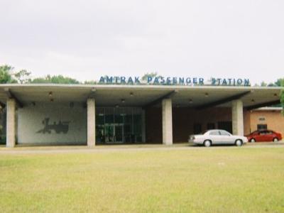 Savannah Amtrak Station