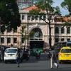 Saigon Central Post Office Road