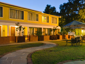 Saj Resort - Pure Veg