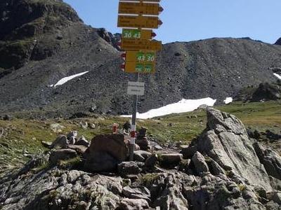 Scaletta Pass