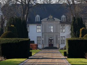 Schackenborg Castillo