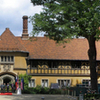 Exterior Of Cecilienhof Palace